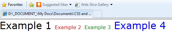 CSS # Explained