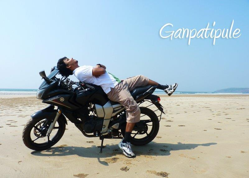 The trip to Ganpatipule